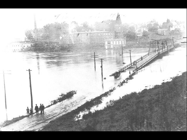 Bridge Flood